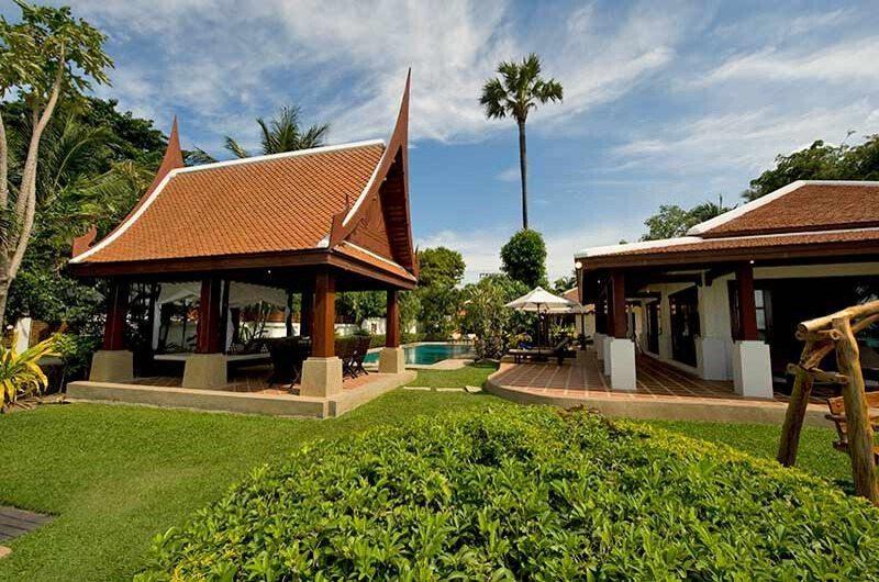 Baan Tamarin Gardens  Koh Samui, Thailand