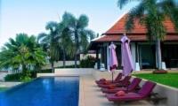 Bacaya Swimming Pool| Koh Samui, Thailand