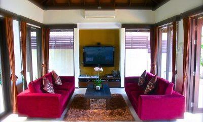 Bacaya Living Room  Koh Samui, Thailand