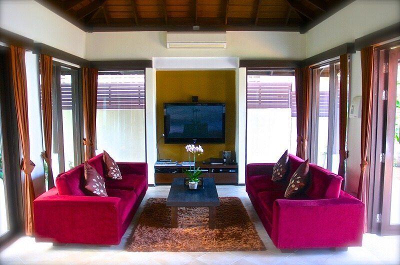 Bacaya Living Room| Koh Samui, Thailand