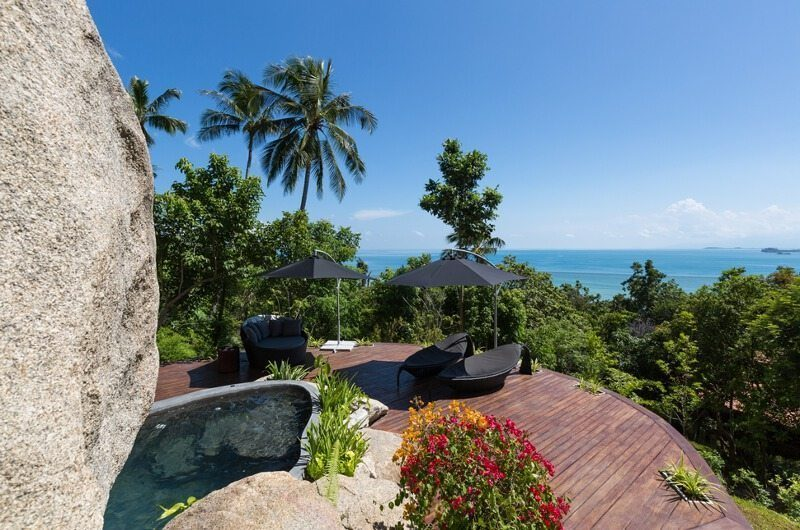 L2 Residence Outdoor Seating |Koh Samui, Thailand