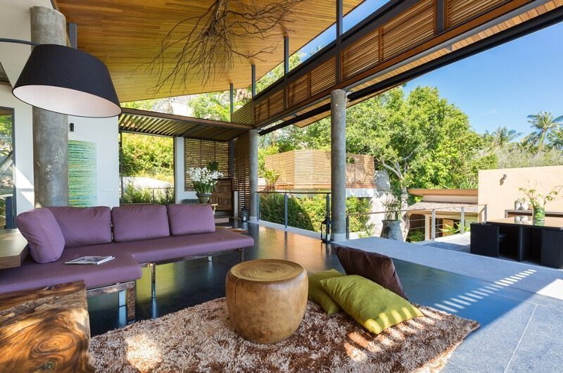 L2 Residence Living Room|Koh Samui, Thailand