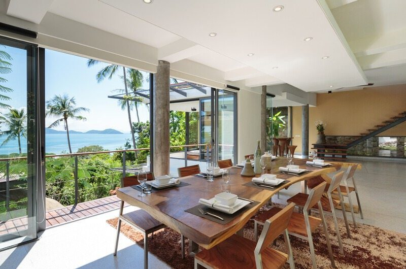 L2 Residence Dining Room|Koh Samui, Thailand
