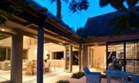 The Headland Villa 2 Outdoor Dining | Koh Samui, Thailand