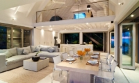 The Headland Villa 2 Living And Dining Room | Koh Samui, Thailand