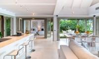 The Headland Villa 2 Dining Room | Koh Samui, Thailand