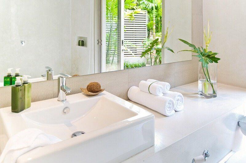 The Headland Villa 2 Bathroom | Koh Samui, Thailand