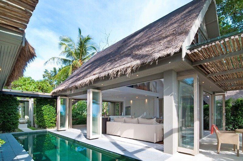 The Headland Villa 4 Swimming Pool| Koh Samui, Thailand