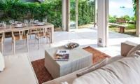 The Headland Villa 4 Living Room| Koh Samui, Thailand