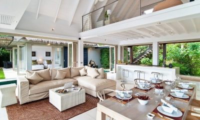 The Headland Villa 4 Living And Dining Room| Koh Samui, Thailand