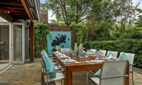 The Headland Villa 5 Outdoor Dining| Koh Samui, Thailand