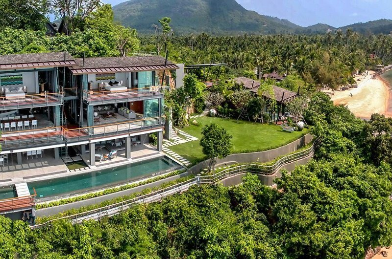 The View Samui Bird's Eye View| Koh Samui, Thailand