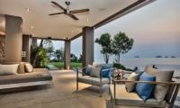 The View Samui Seating| Koh Samui, Thailand