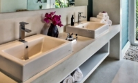 The View Samui Bathroom| Koh Samui, Thailand