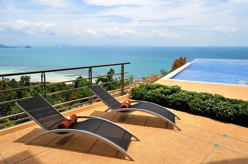 Villa Akira Sun Deck| Koh Samui, Thailand