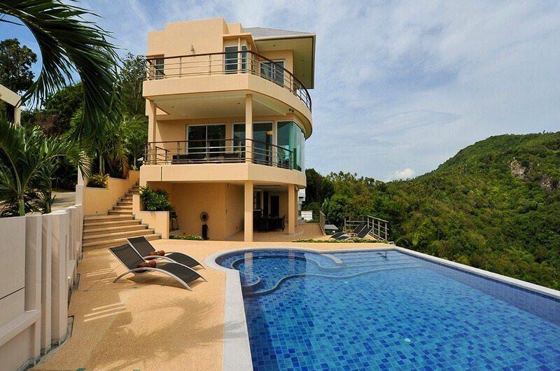 Villa Akira Swimming Pool| Koh Samui, Thailand