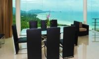 Villa Akira Dining Room| Koh Samui, Thailand