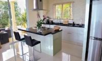 Villa Akira Kitchen| Koh Samui, Thailand