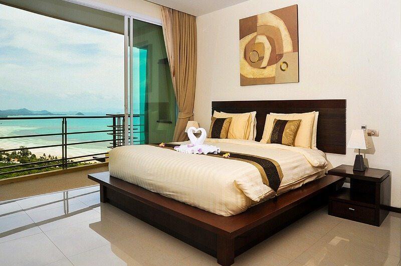 Villa Akira Bedroom| Koh Samui, Thailand