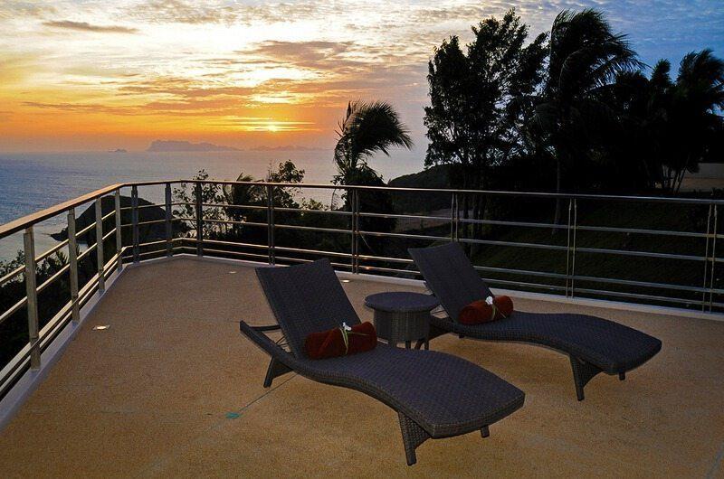 Villa Akira Terrace | Koh Samui, Thailand