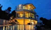 Villa Akira Swimming Pool | Koh Samui, Thailand