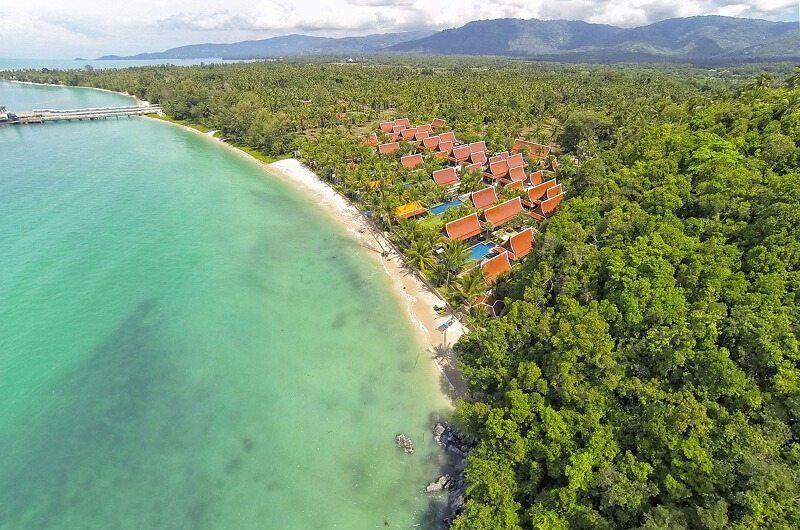 Villa Baan Chang Bird's Eye View|Koh Samui, Thailand