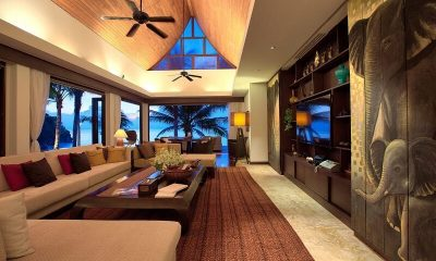 Villa Baan Chang Living Room|Koh Samui, Thailand