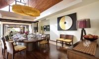 Villa Baan Chang Dining Room|Koh Samui, Thailand
