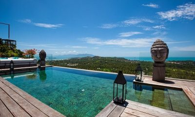 Villa Belle Swimming Pool |Koh Samui, Thailand