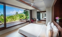 Villa Hin Samui Bedroom with Garden View   Bophut, Koh Samui
