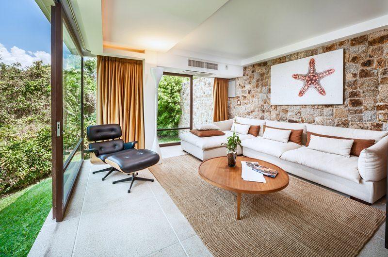 Villa Hin Samui Lounge Area   Bophut, Koh Samui