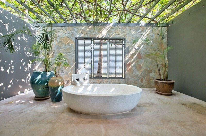 dreamiest villa bathrooms in koh samui | ministry of villas