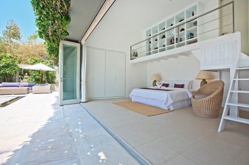 Villa Kohia Outdoor Lounge |Koh Samui, Thailand