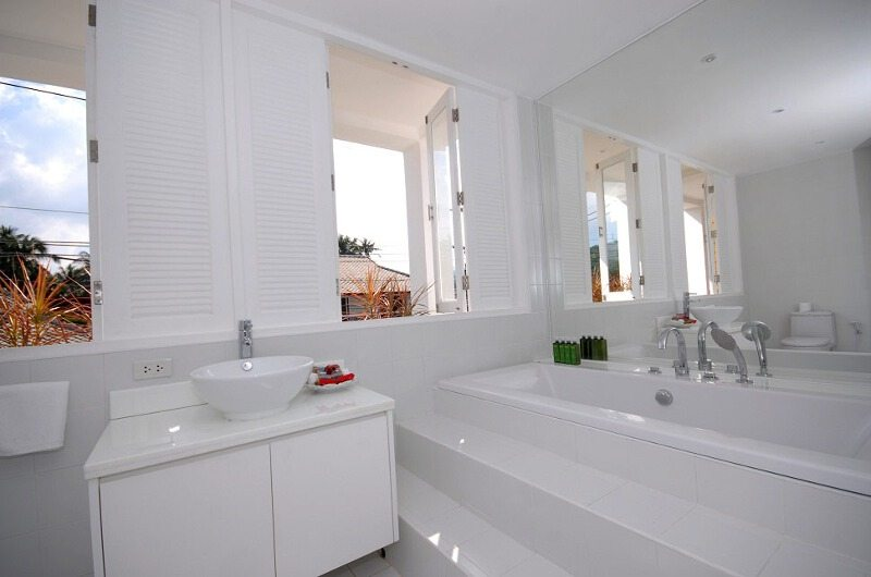 Villa M Bathroom|Koh Samui, Thailand