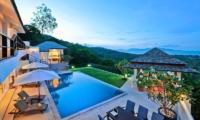 Villa Mullion Outdoor Dining|Koh Samui, Thailand