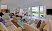 Villa Mullion Cove Living Room|Koh Samui, Thailand