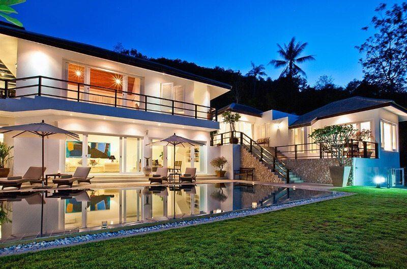 Villa Mullion Cove Pool Side|Koh Samui, Thailand