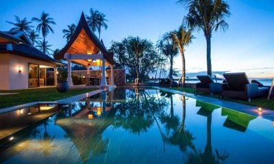 Villa Sila Pool | Koh Samui, Thailand