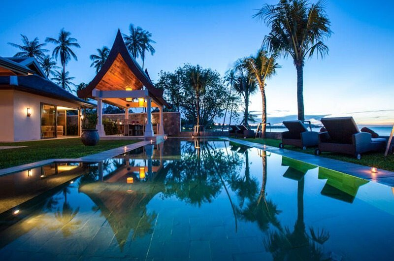 Villa Sila Swimming Pool|Koh Samui, Thailand