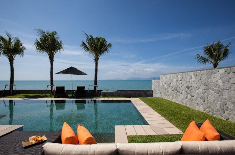 Villa Sila Seating Area | Koh Samui, Thailand