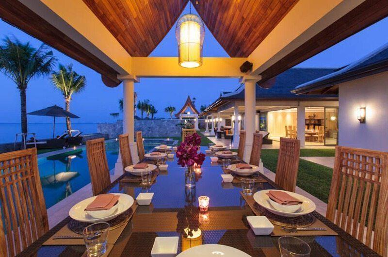 Villa Sila Dining Area | Koh Samui, Thailand