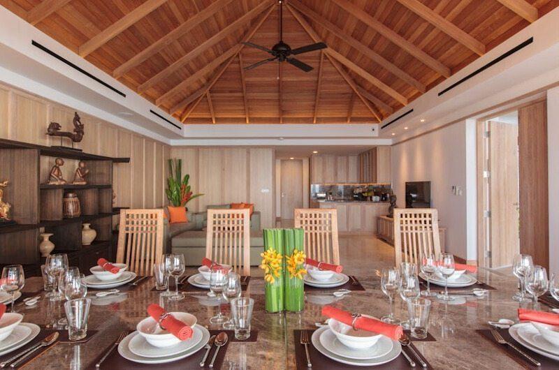 Villa Sila Dining Room | Koh Samui, Thailand