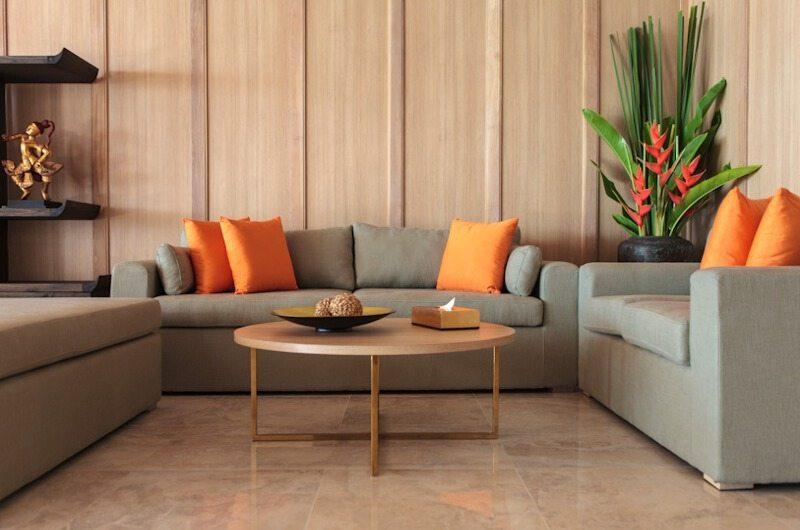 Villa Sila Living Room | Koh Samui, Thailand