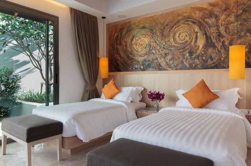 Villa Sila Twin Bedroom | Koh Samui, Thailand