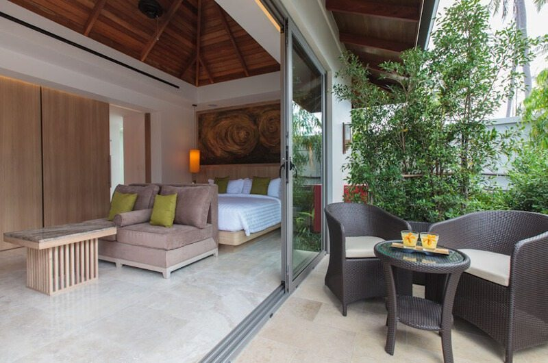 Villa Sila Bedroom | Koh Samui, Thailand