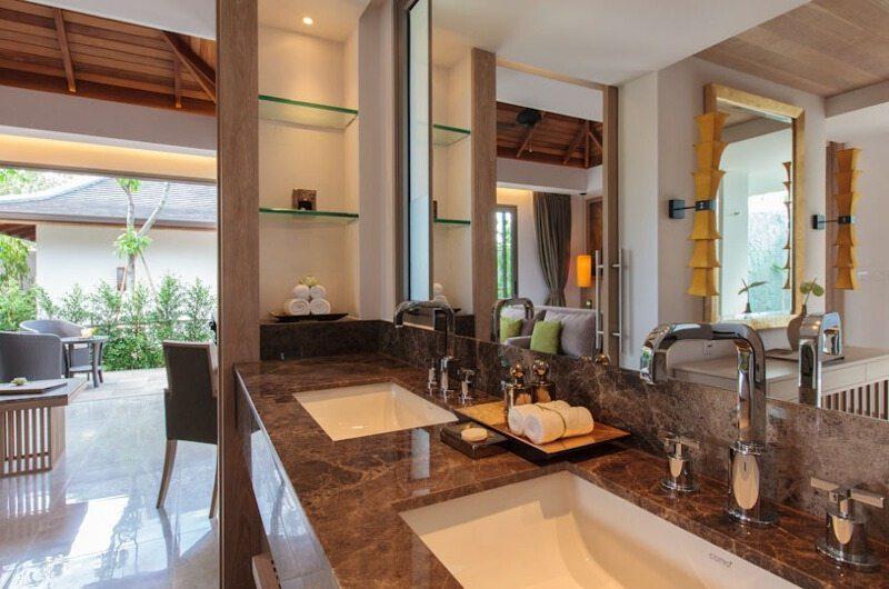 Villa Sila Bathroom | Koh Samui, Thailand