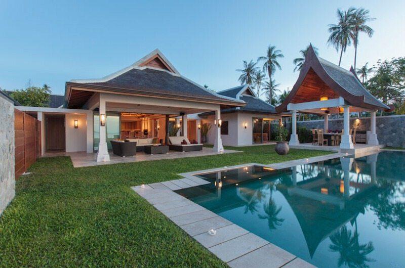Villa Sila Swimming Pool | Koh Samui, Thailand