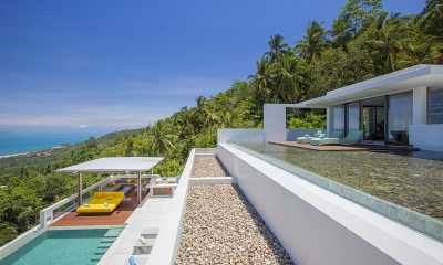Villa Splash Bird's Eye View | Nathon, Koh Samui