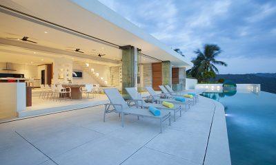 Villa Splash Reclining Sun Loungers | Nathon, Koh Samui