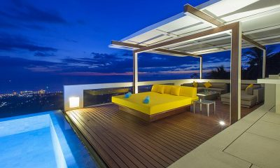 Villa Splash Open Plan Living Area | Nathon, Koh Samui